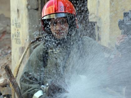 Площадь возгорания составила 20 кв. м