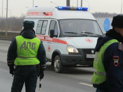 Полицейские пострадали в драке с врачами