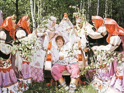 Постановка Александра Роу «Варвара-краса, длинная коса» вышла на экраны в 1970 году
