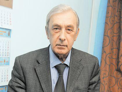 Психиатр-криминалист Михаил Виноградов