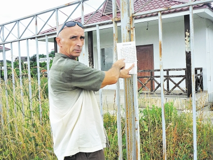 Владимир Тимаев нашел в поселке-«призраке» коррупционный след