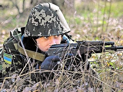 Военнослужащий