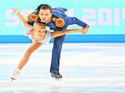 Татьяна Волосожар и Максим Таньков
