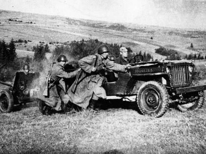 Останки советских солдат продолжают находить и спустя 70 лет после Великой Победы