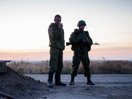 В Донбассе соблюдаются мирные договорённости