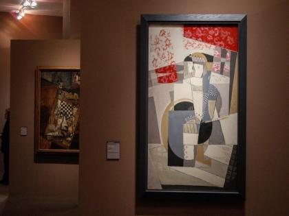 Ле Геннек утверждал, что картины подарила ему последняя жена Пикассо