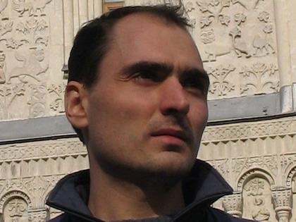 Глава МОО «Православный союз» Роман Плюта