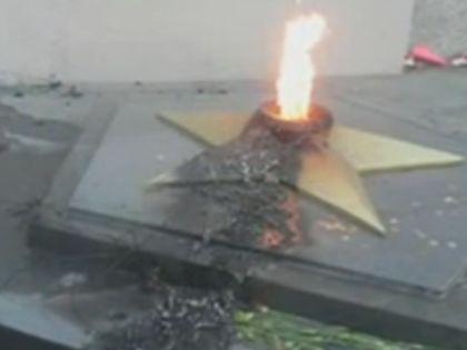 Мемориал отреставрировали к 9 мая
