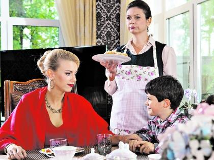 Юлия Юрченко: Мне порой страшно смотреть на Марину на экране