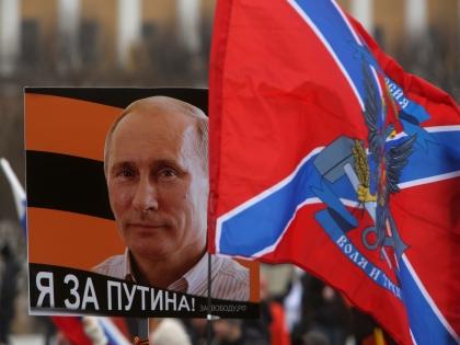 Внешнеполитические телодвижения Путина отвлекают народ от реальности