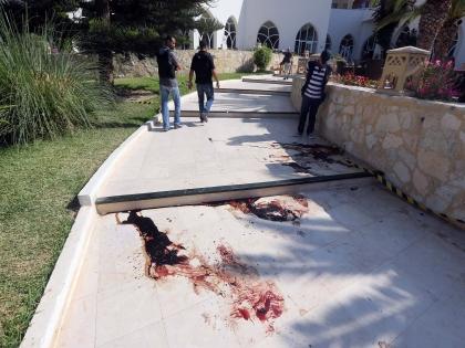 Последствия теракта в Тунисе