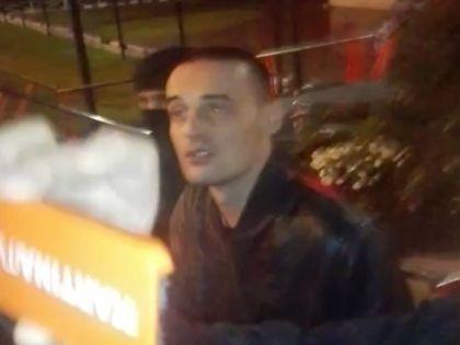 Рэпер Guf во время задержания в Красноярске