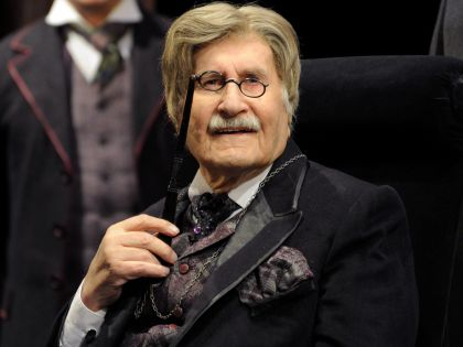 Владимиру Зельдину 10 февраля 2015 года исполнилось 100 лет
