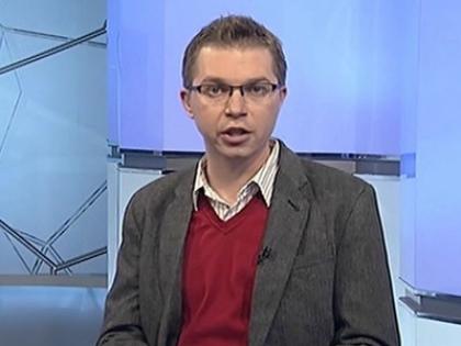 Комментатор Тимур Журавель