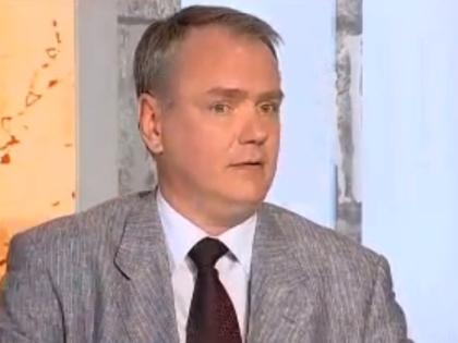 Политолог Дмитрий Журавлёв