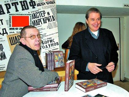 Вениамин Смехов поддерживал друга в любых начинаниях