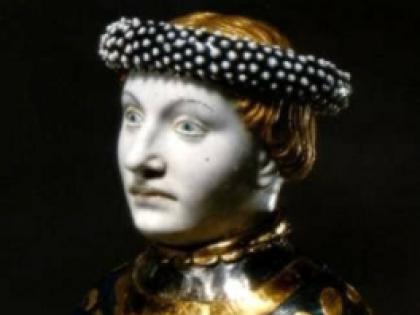 Король Франции Карл VI Возлюбленный, он же Безумный