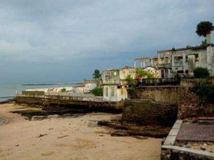 """Защита американцев"" в Панаме выразилась в захвате президента страны Мануэля Норьеги. На фото Global Look Press руины его дворца"