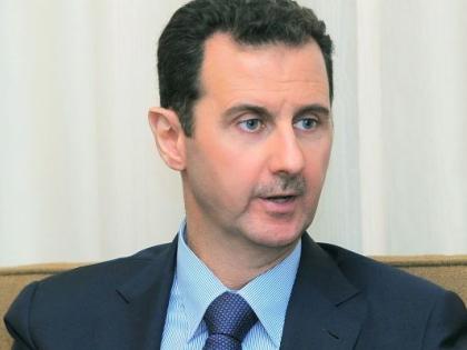 Башар Асад.  Фото Global Look