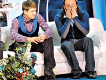 Алексей Ягудин и Илья Авербух