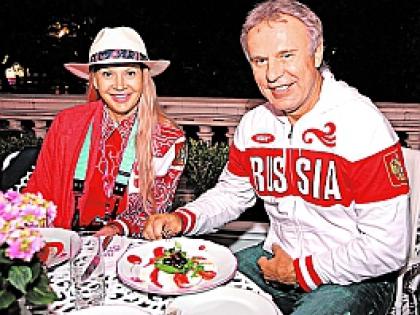 Лада Фетисова и Федор Фетисов