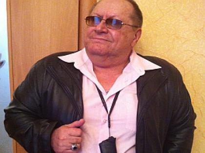 Анатолий Феденко - заслуженный артист России, член Союза журналистов РФ