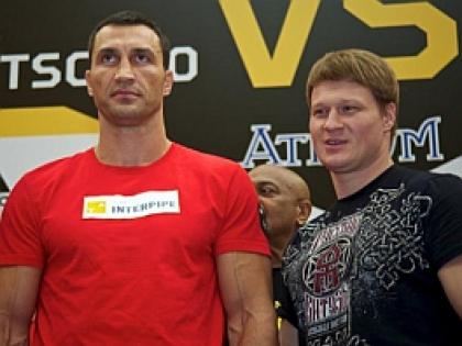 Почему Александр Поветкин проиграл Владимиру Кличко