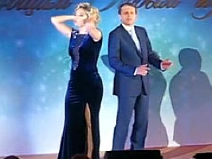Сергей Нарышкин и Мария Максакова