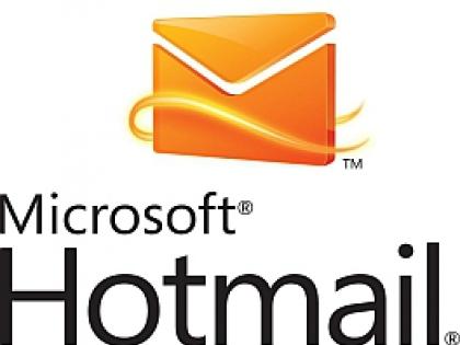 Логотип Hotmail