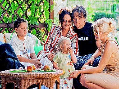 Семья Софии Ротару