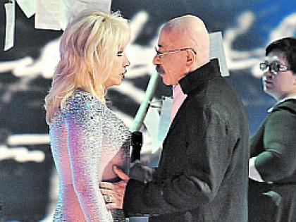 Александр Розенбаум и Ирина Аллегрова