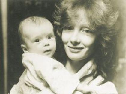 Ольга Зарубина и ее дочь Кира